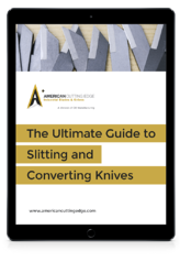 The Ultimate Guide to Slitting and Converting Knives